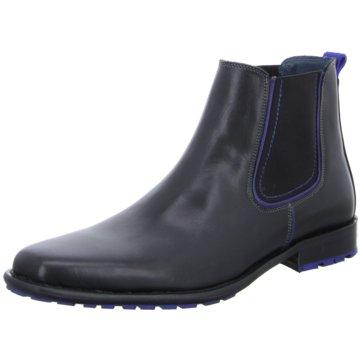Will Lester Chelsea Boot schwarz