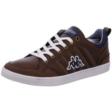 Kappa Sneaker LowROOSTER braun