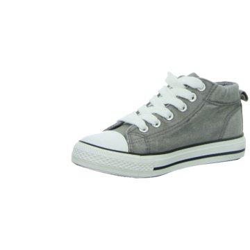 iNDiGO Sneaker Low grau