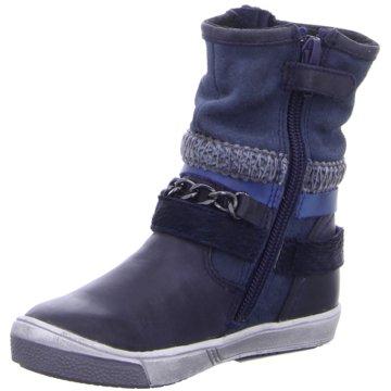 Braqeez Hoher Stiefel blau