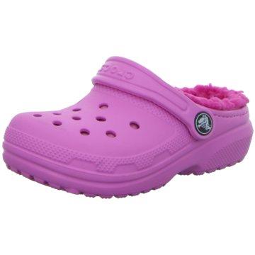 Crocs PantoletteClscLinedClogK lila