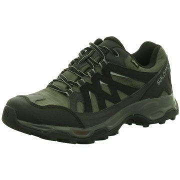 Salomon Outdoor SchuhPANTS ENGADIN1 ZIP OFF - 2012640 23243 schwarz