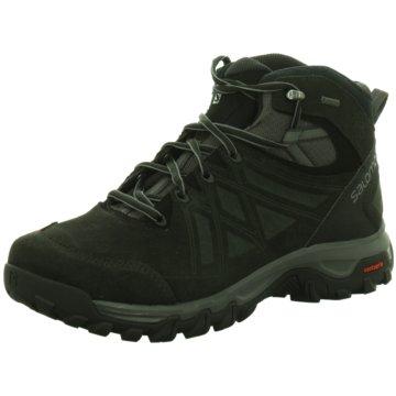 Salomon Outdoor Schuh - L39871400 grau