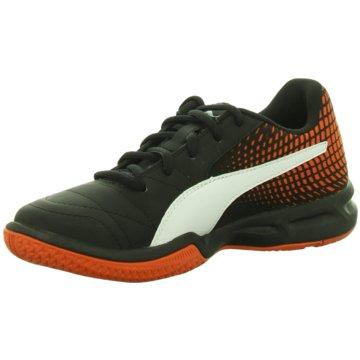 Puma Trainings- und Hallenschuh104174 01 schwarz