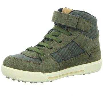 Lowa Sneaker High oliv