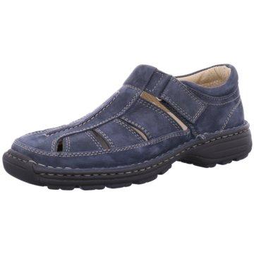 Ara Men Komfort SlipperPan blau