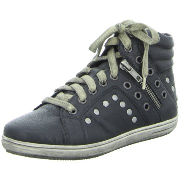 RIEKER TEENS Sneaker High schwarz