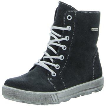 RICOSTA Sneaker High schwarz