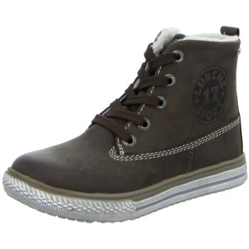 Lurchi Sneaker High braun