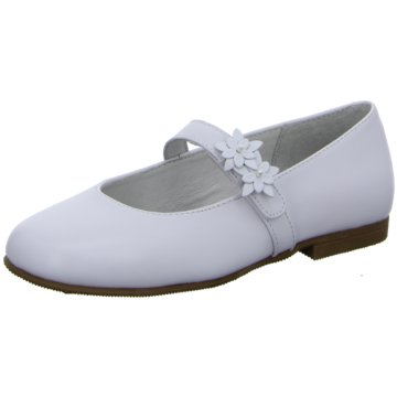 Shoeland Halbschuhe weiß