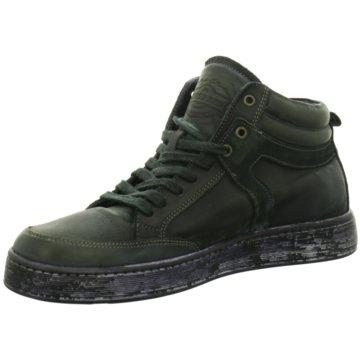 Velvetred Sneaker High schwarz