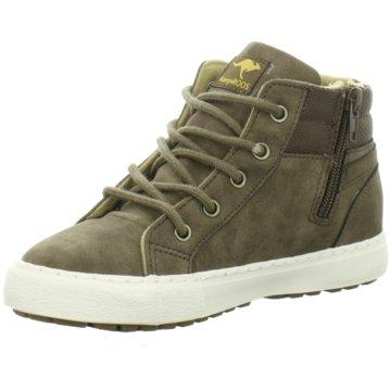 KANGAROOS Sneaker HighKaVu I braun