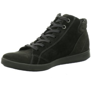 LONGO Sneaker High schwarz