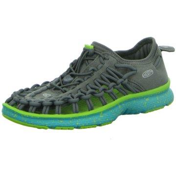 Keen Offene Schuhe grau