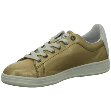 HIS Sneaker Low gold