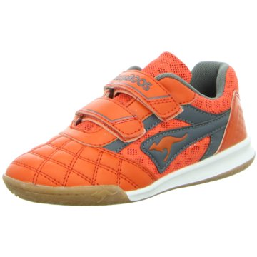 KANGAROOS Trainings- und Hallenschuh orange