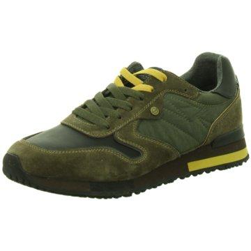 Wrangler Sneaker Low oliv