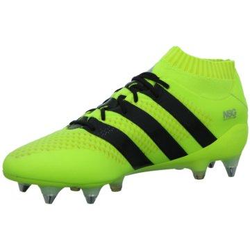 adidas Stollen-SohleACE 16.1 Primeknit SG gelb