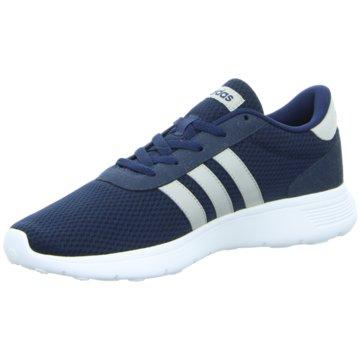 adidas Sneaker LowLite Racer blau