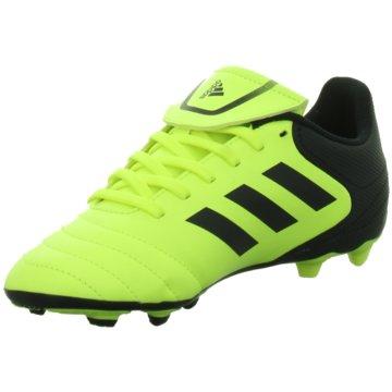 adidas FußballschuhCopa 17.4 FG Kinder Fußballschuhe Nocken gelb gelb