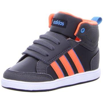 adidas Sneaker HighHoops CMF MID INF grau