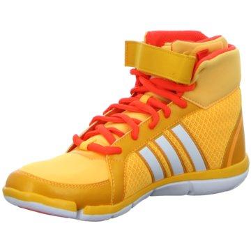 adidas Sneaker High orange
