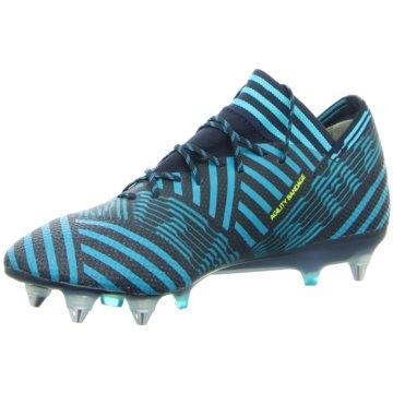 adidas Stollen-SohleNemeziz 17.1 SG blau