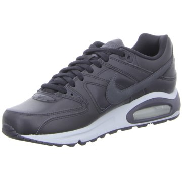 Nike Street LookAIR MAX COMMAND LEATHER - 749760-001 schwarz