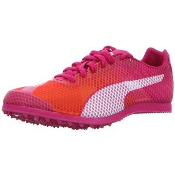 Puma Spikes pink