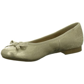 Idana Eleganter Ballerina silber