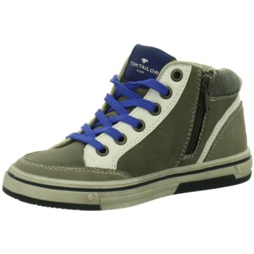 Tom Tailor Sneaker High grau