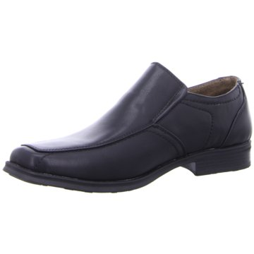 Hengst Footwear Business Slipper schwarz