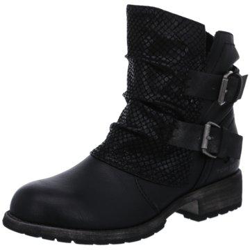Supremo Biker Boot schwarz