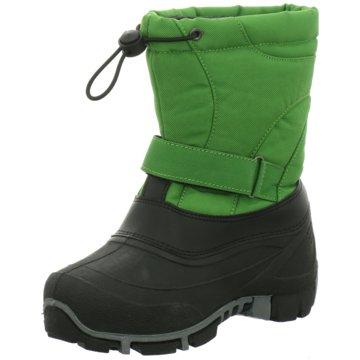 Indigo Winterboot grün