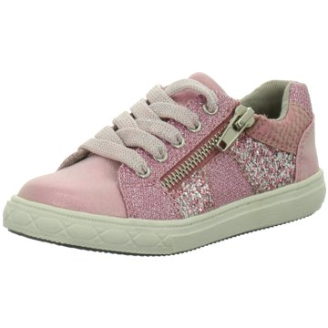 Tom Tailor Sneaker Low pink