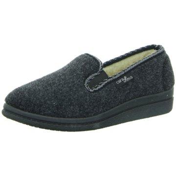 Hengst Footwear Hausschuh grau