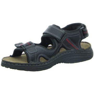 Longo Outdoor Schuh schwarz