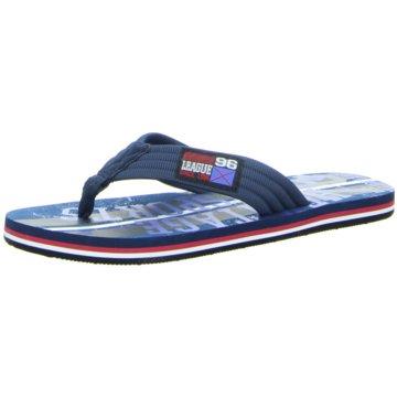 Hengst Footwear Zehentrenner blau