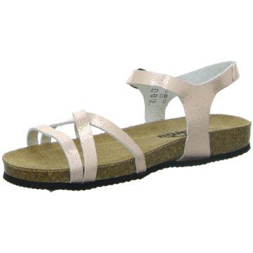 Longo Sandale beige