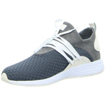 Project Delray Top Trends Sneaker blau