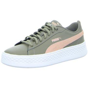 Puma Plateau Sneaker beige