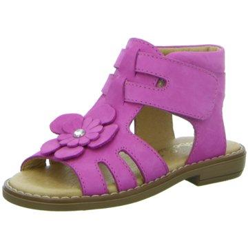 Sabalin Offene Schuhe pink