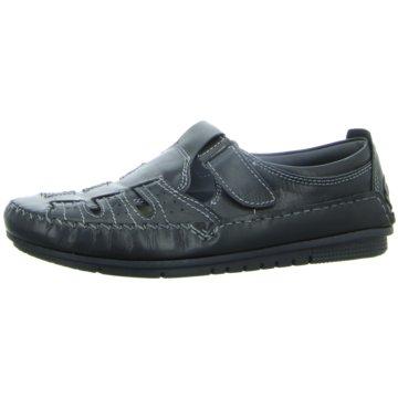 SP Komfort Slipper schwarz
