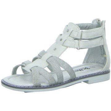 Pep Step Offene Schuhe weiß