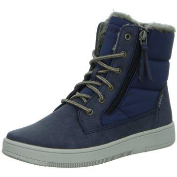 Esprit Sneaker High blau