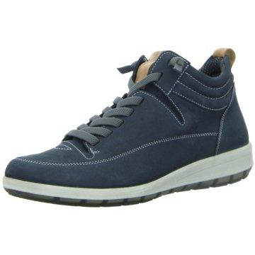 ara Sneaker HighTokio blau