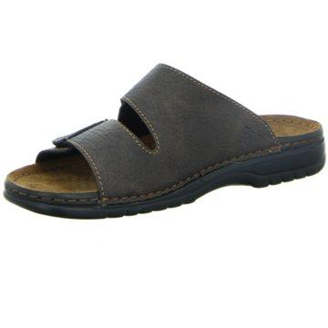 inblu Komfort Sandale braun