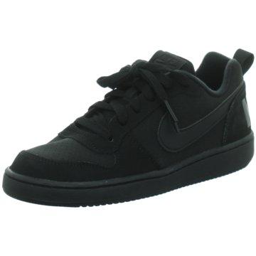 Nike Sneaker LowCOURT BOROUGH LOW 2 - BQ5448-001 schwarz