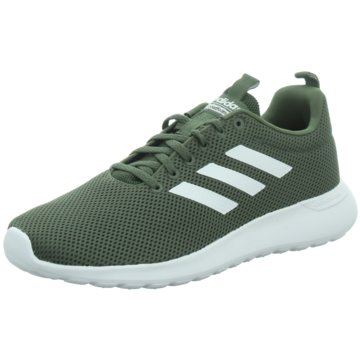 adidas Sneaker LowCloudfoam Lite Racer CLN oliv