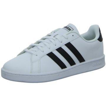 adidas Sneaker LowGRAND COURT - F36392 weiß
